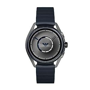 Emporio Armani Smartwatch Uomo con Cinturino in Gomma ART5008