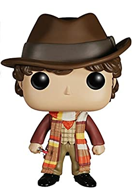 Funko - Fun4629 - Pop - Doctor Who - 4th Doctor