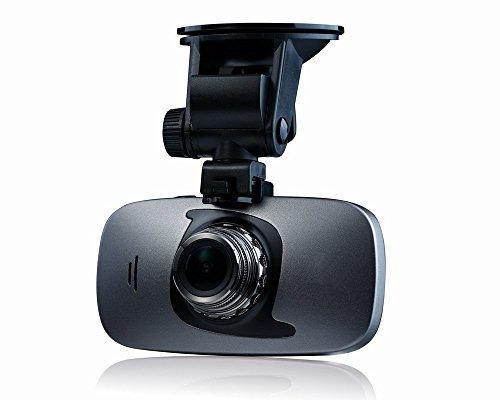 "KEHAN C819N Full HD 1080P Auto Kamera Car DVR Dashcam Camcorder Camera Carcam Video Recorder Blackbox 2.7"" LCD-Bildschirm Novatek 96650 + Sony IMX323 mit GPS Logger 12M Fotoauflösung G-Sensor HDR SOS-Taste Digitalzoom 32GB Speicherkarte"