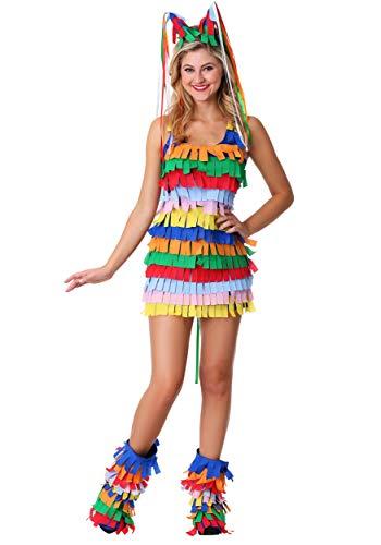 Kostüm Pinata - Sexy Pinata Fancy dress costume X-Large