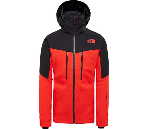 THE NORTH FACE Chakal Skijacke red/Black