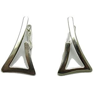 Stilvoll sterling silber Ohrringe 925 Empress jewellery