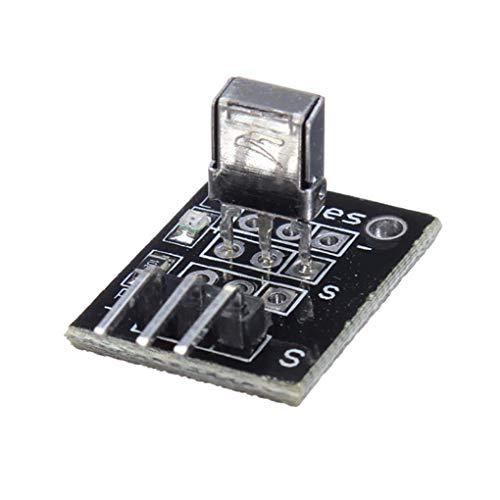 ARCELI 3pin KY-022 TL1838 VS1838B 1838 Universal IR Infrarot Sensor Empfänger Modul DIY Starter Kit Ir Infrarot-sensor