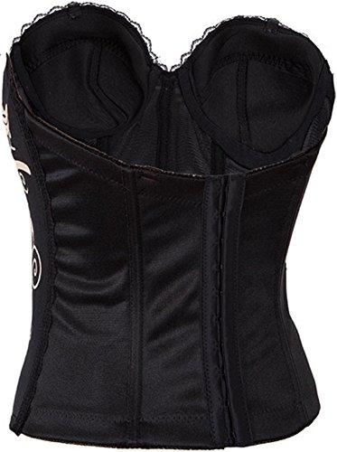 Lingeier Baumwolle Camisole Korsagen Burlesque Shaper Body Slimming Accessories Top Bustiers Custume Y03