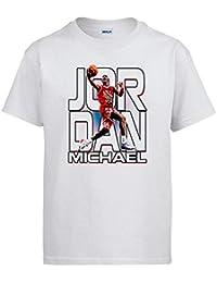 Camiseta Michael Jordan Leyenda del Baloncesto