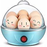 PETRICE Egg Boiler/Egg Poacher/ 7 Egg Cooker/Electric Egg Boiler/ Egg Steamer/ Home Machine Egg Boiler With Egg Tray. (Colour May Vary)