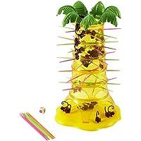 Mattel 52563 - Salva Le Scimmie Gioco da Tavolo