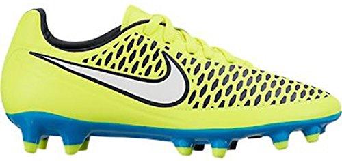 Femmes Nike Magista Orden Sport Entraîneur Chaussures VOLT/BLUE LAGOON/BLACK/WHITE