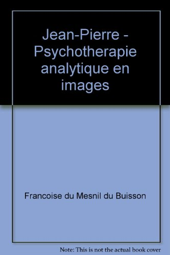 Jean-Pierre - Psychothrapie analytique en images