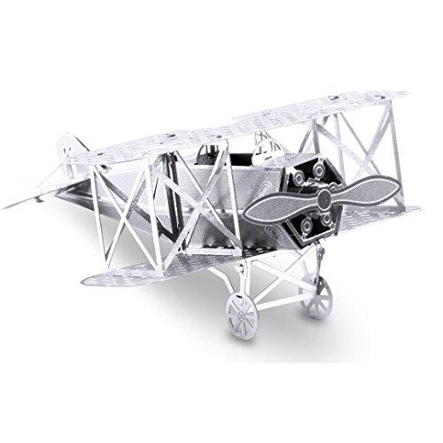 Unbekannt Metal Earth: Fokker D-VII Bi-Plane
