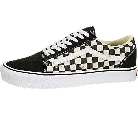 827a9c05f1 Vans Herren Sneaker Checkerboard Old Skool Light Sneakers
