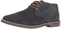 Kenneth Cole REACTION Mens Desert Daze Chukka Boot, Blue, 7. 5 M US