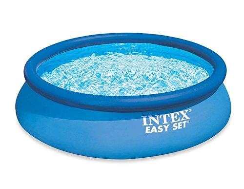 Intex Easy Set Pool, ohne Pumpe, 457 x 84cm