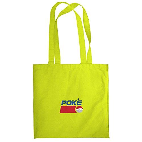 TEXLAB - Poke Soft Drink - Stoffbeutel, (Mann Pepsi Kostüm)