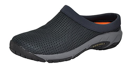 Merrell Women's Encore Breeze 3 Slip-on Shoe (6 B(M) US, Navy II) - Merrell Slip-clogs