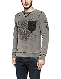 Replay M3121 .000.21842m, Sweat-Shirt Homme