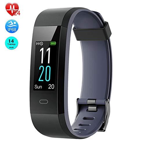 Montre connectée cardio fitness Bluetooth