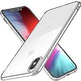 Joyguard Coque iPhone XS Max, Ultra Mince Premium TPU Souple Silicone Plating...