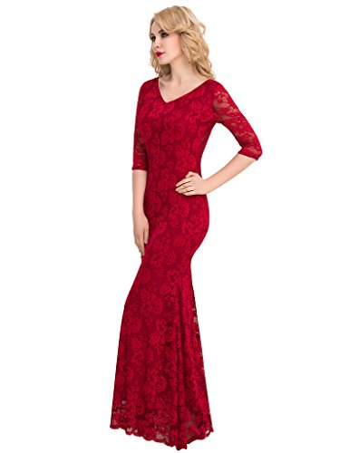 Ohyeah - Robe - Femme red
