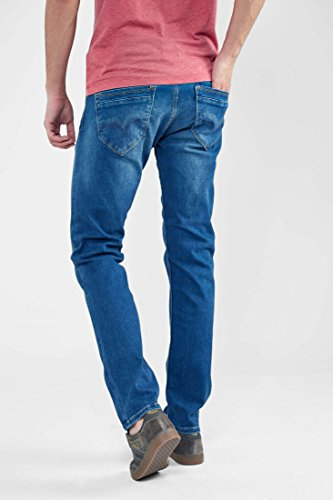 Pepe Jeans Herren Jeans Spike Bleu