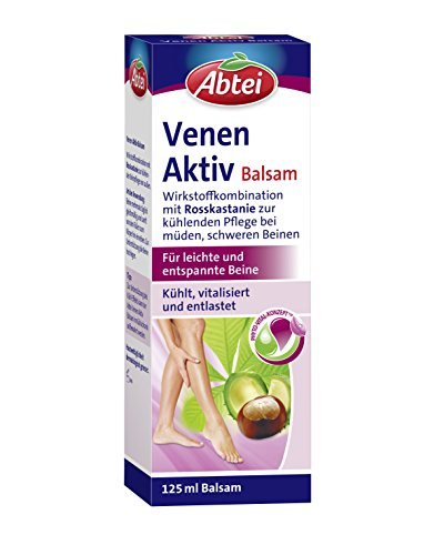 Abtei Venen Aktiv Balsam, 125 ml