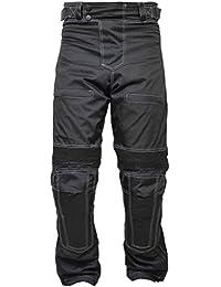 Men's Designer Protective Thermal Motorbike Motorcycle Waterproof Trousers Pants