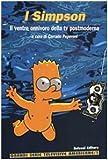 Scarica Libro I Simpson Il ventre onnivoro della Tv postmoderna (PDF,EPUB,MOBI) Online Italiano Gratis