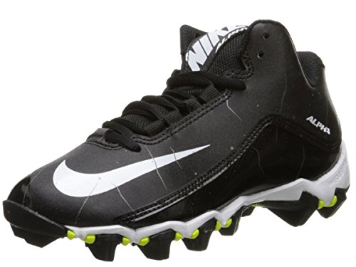 Alpha SharkthreeQuarter Football Taquet Sport Entraîneur Chaussures Black/Anthracite/White