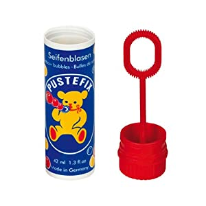 Pustefix - Tubo pequeño, 42 ml, en blíster (Carrera 420869260)