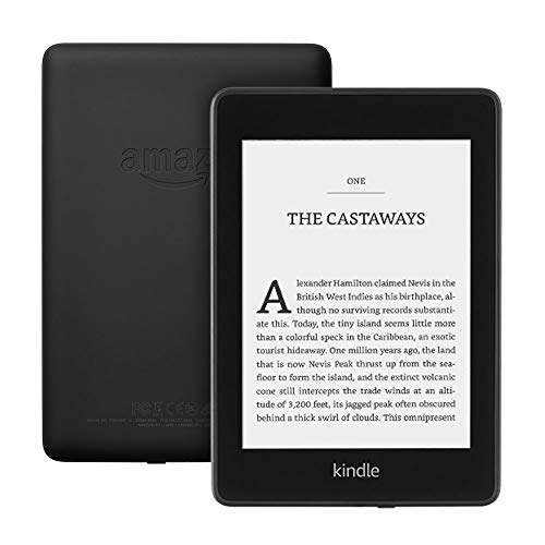 All-new Kindle Paperwhite - Now waterproof - 32 GB, with special offers