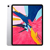 Apple iPad Pro (12.9 Inch, WiFi + Cellular, 256GB) with Facetime - Silver