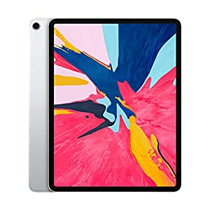 - 41I6E04ZWoL - iPad Pro 12,9″ (Wi-Fi + Cellular, 256GB)- Argento(Ultimo Modello)