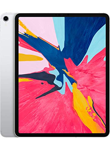Apple iPadPro (12,9 Zoll, Wi‑Fi+ Cellular, 256 GB) - Silber (Apple Ipad Cellular Und Wifi)