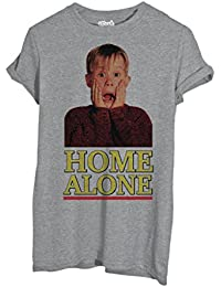 T-Shirt Home Alone - Film By Mush Dress Your Style