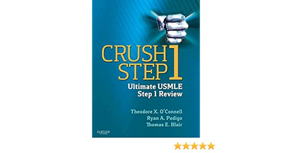 Buy Crush Step 1: The Ultimate USMLE Step 1 Review Book Online at