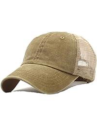 8819b29979 LYworld Gorras Beisbol Unisex Gorra de Trucker Sombrero de Baseball Cap  Sombreros Hip Hop Gorra para