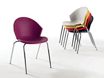 Sedie Design Ufficio. Great Wink Design Fox White Sedia Da Ufficio ...