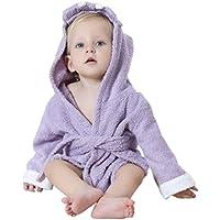 Engerla Bambini Teli da bagno Con Cappuccio,Coperta Morbida Flanella di