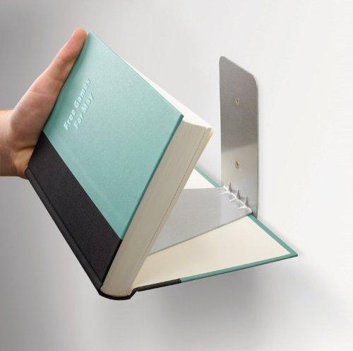 Ducomi-tagre-Invisible-pour-livres-tagre-cache-en-mtal-One-vert