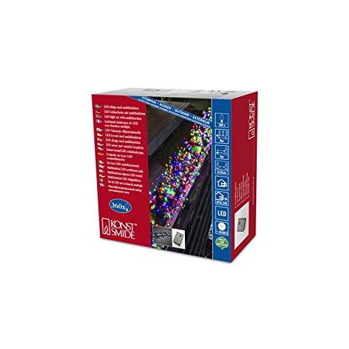 Konstsmide 3790-500 Micro LED Büschellichterkette