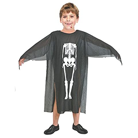 Bornbay Halloween Cape Dunkel grässlicher Geist Junge Fancy Kinder Kinder Kostüm 80cm / 31.50