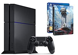 Pack PlayStation 4 500 Go + Star Wars : Battlefront + Steelbook exclusif