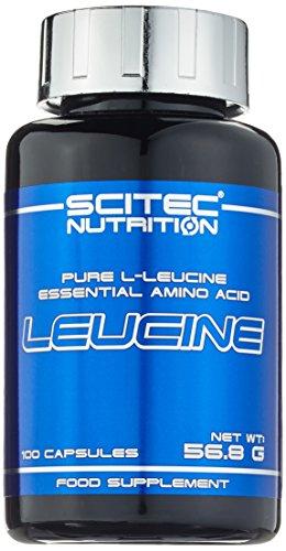 Scitec Nutrition Amino Leucin, 100 Kapseln