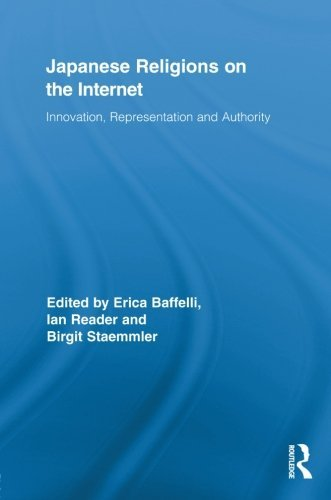 Japanese Religions on the Internet (Routledge Research in Religion, Media and Culture) (2013-09-09) par unknown author