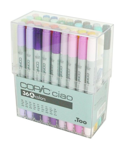 Copic Ciao - Basis Set A - 36er Set