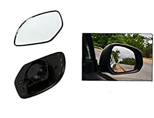 AutoAxis Car Rear View Side Mirror's Glass For Daewoo Matiz - Right