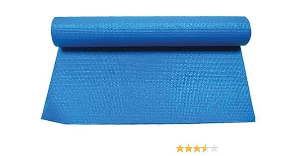 Uwin Women s Yoga Mat - Blue Black  Amazon.co.uk  Sports   Outdoors 58a160d90d
