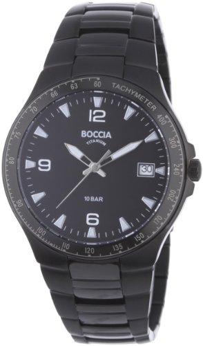 Boccia Herren-Armbanduhr Titan Sport 3627-02 - Keine Dienst-handys