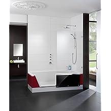 Badewanne mit dusche und einstieg  Suchergebnis auf Amazon.de für: badewanne mit tür und dusche