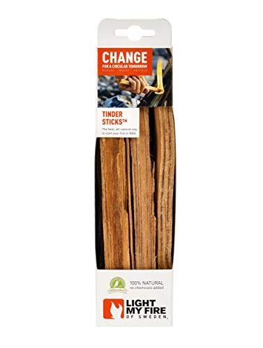 Light My Fire 15316910 Allume-feu Mixte Adulte, Beige, 180-220 g